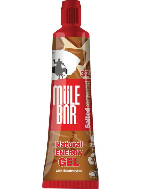Mule Bar Kicks Żywność dla sportowców Salted Caramel brązowy